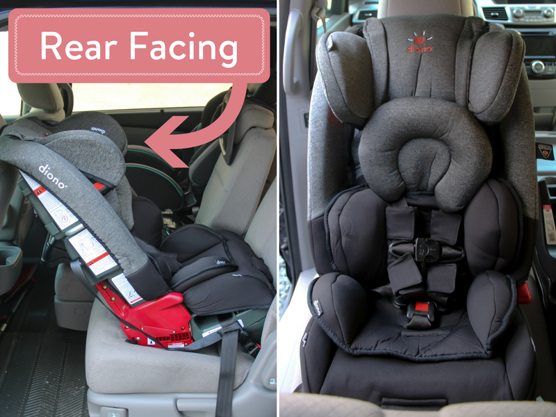 Rear Facing Car Seats Youtube