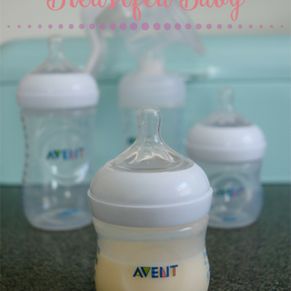 Introducing A Bottle To Your Breastfed Baby