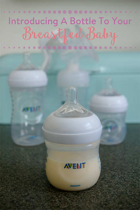 Introducing A Bottle To Your Breastfed Baby The Inspired
