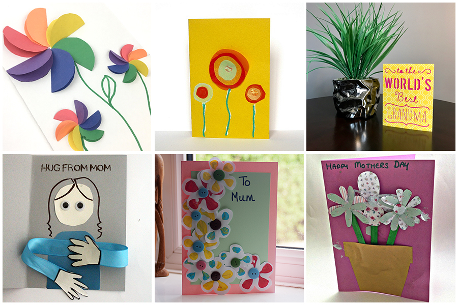 12 mother 39 s day card ideas to try the inspired home Good ideas for mothers day card