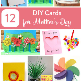 12 Mother's Day Card Ideas To Try