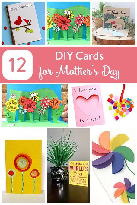 TheInspiredHome.org // Check out this beautiful collection of DIY Mothers Day card ideas. You are guaranteed to find the perfect card for every mom on your list.