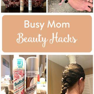 Busy Mom Beauty Hacks