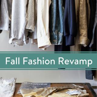 Fall Fashion Revamp