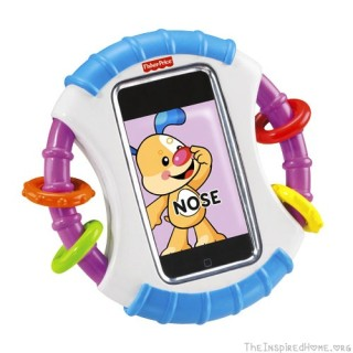 Review of the Week: Fisher-Price Apptivity Case