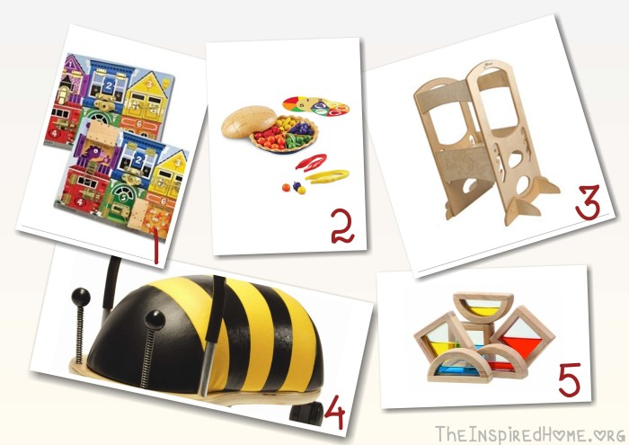 Educational Gifts for Toddlers