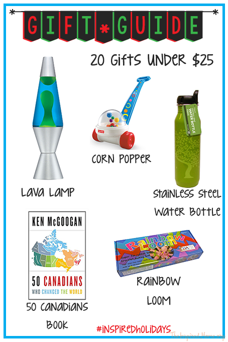 20 gifts under 25 dollars