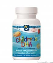 Children's DHA by Nordic Naturals Review by theinspiredhome.org