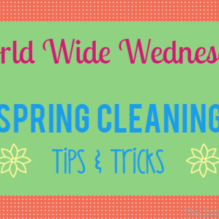 World Wide Wednesday: Spring Cleaning