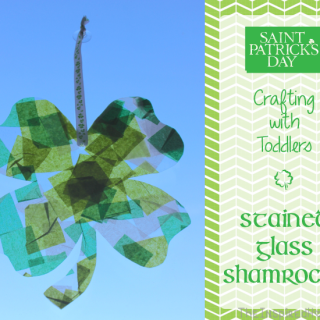 St. Patrick's Day Craft for Toddlers