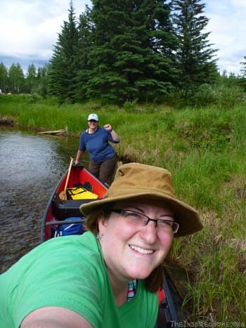When Adventure Goes Bad Too Shallow Canoe