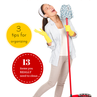 Spring Cleaning & Organizing Made Easy