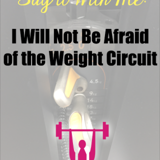 Fitness Friday: Why Women Shouldn't Be Afraid of Weights