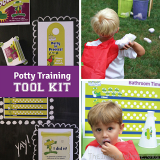 Dive Into the Potty Training Process!