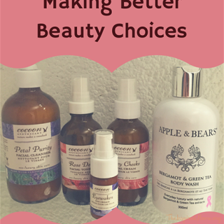 What's On My Shelf: Making Better Beauty Choices