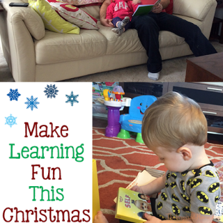 Make Learning Fun Again This Christmas with Teach My {Giveaway}