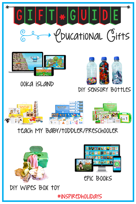 TheInspiredHome.org // Educational Experience Gifts That Will Keep on Giving the Whole Year Through! Not sure what to get your favourite family or kids? Here's a few tried & tested gifts we like to give of educational experiences you can try too.