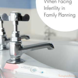 When things don't go exactly as planned: 5 Tips To Help When Facing Infertility