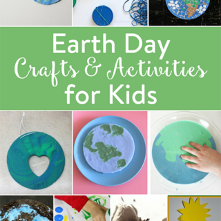Earth Day Crafts & Activities for Kids