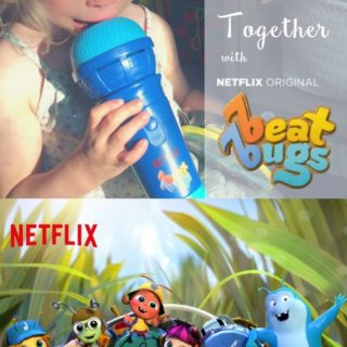Families Come Together with Beat Bugs {Giveaway}