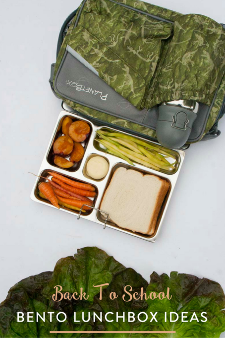 TheInspiredHome.org // Bento Lunchbox Ideas