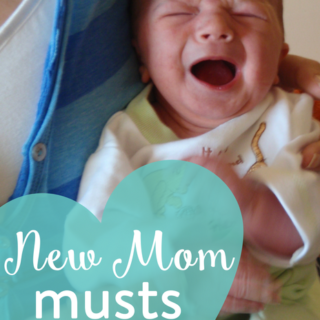 New Mom Musts + Giveaway