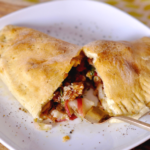 TheInspriedHome.org // Savoury Apple Calzone Filling