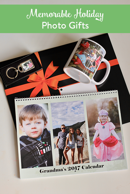 TheInspiredHome.org // Memorable Holiday Photo Gifts for the hard-to-buy-for people on your Christmas list. #ThinkSTAPLES