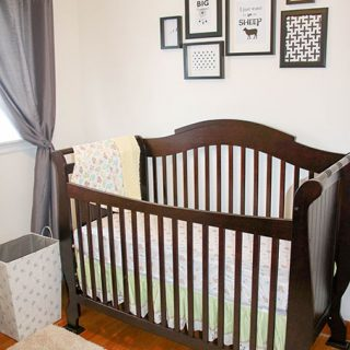 Nursery Makeover: What Do You Need For Baby Number 3