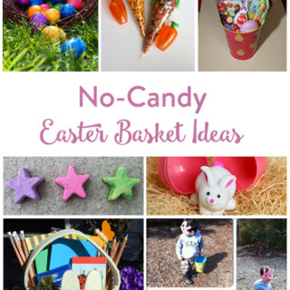 No-Candy Easter Basket Ideas