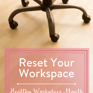 Reset your Workspace