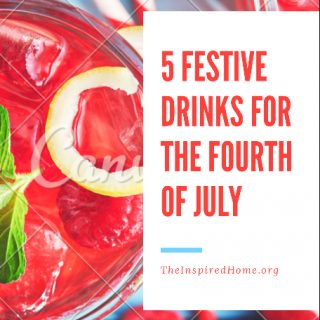 Five Festive Drinks For The Fourth Of July