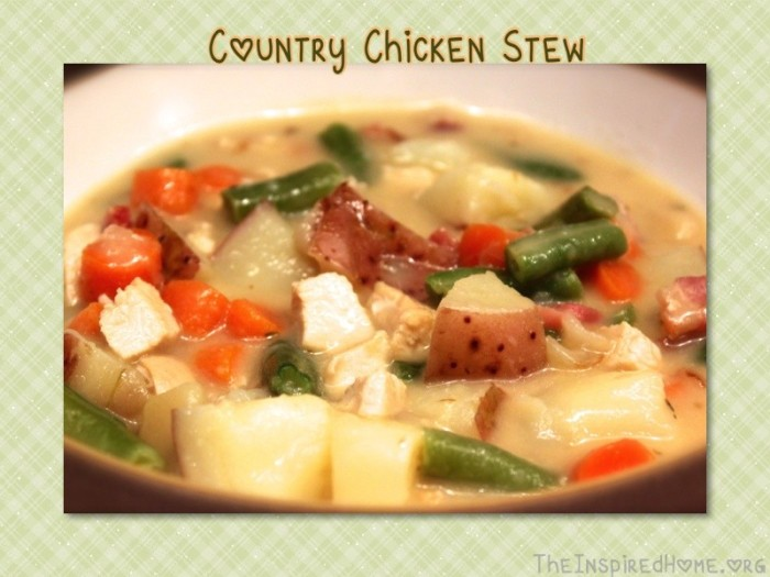 Country Chicken Stew