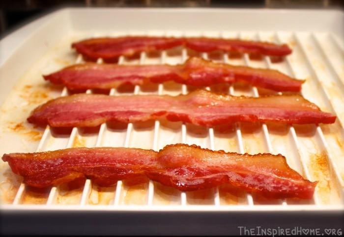 bacon tray