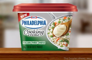 Review of the Week: Philadelphia Cooking Creme