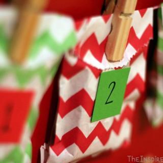 Advent Calendar Two Ways