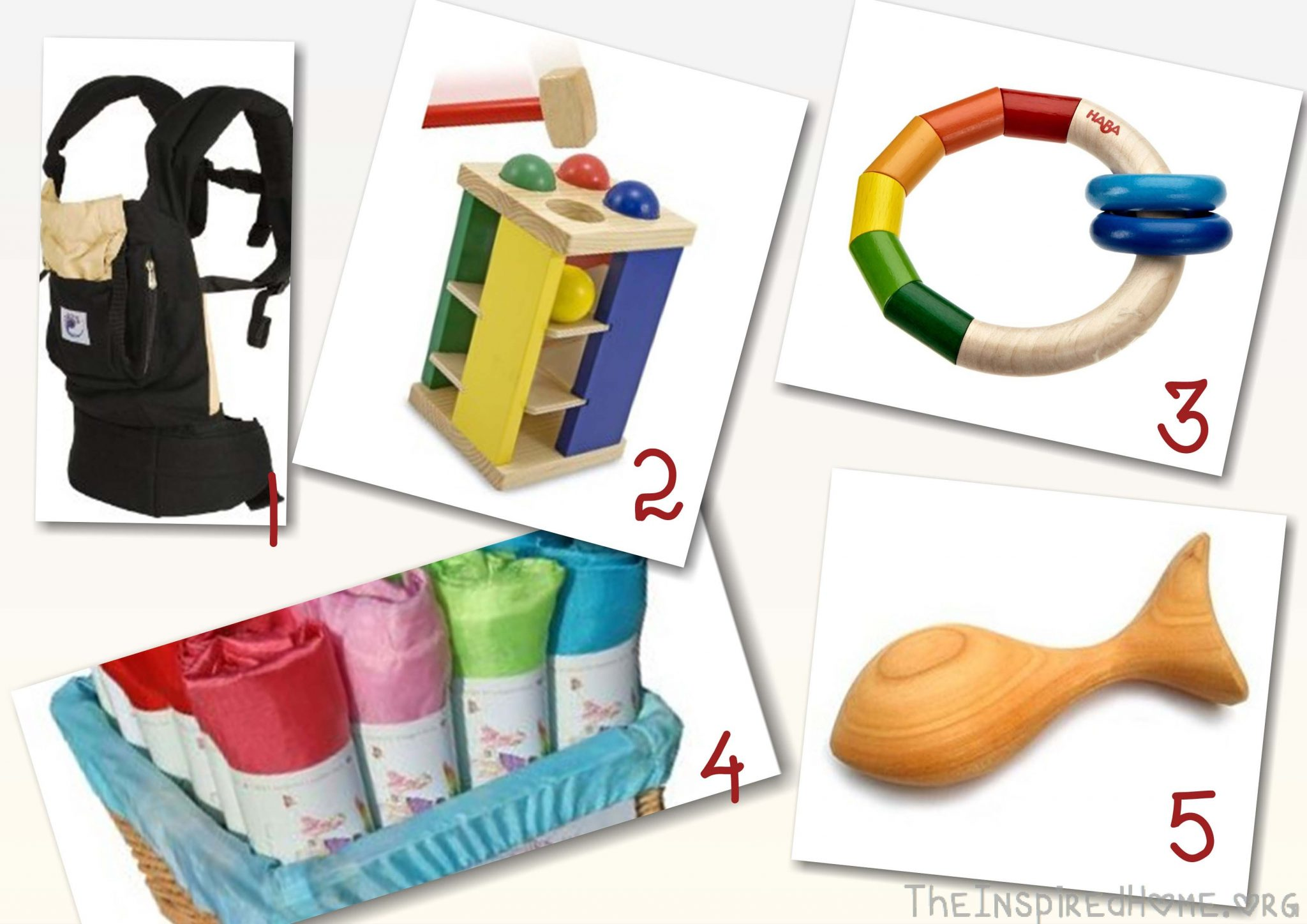 Educational Toys for Babies & Toddlers (Cheap Gifts & DIY ...