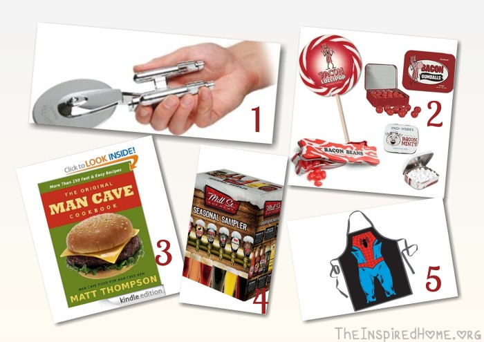 Gifts for Dad: Food Gifts