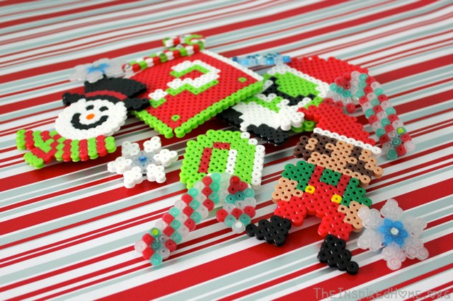 christmas perler bead crafts 13
