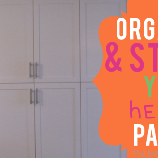 Healthy Foods for Your Pantry & Pantry Organization