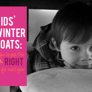 Kids Winter Coats: 3 Tips To Pick The Right Size for Next Year