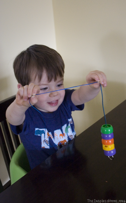 Recycled Pouch Beads: Bead Activities To Try