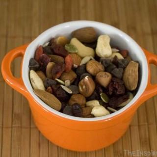 Homemade GORP | 5-Minute Trail Snacks
