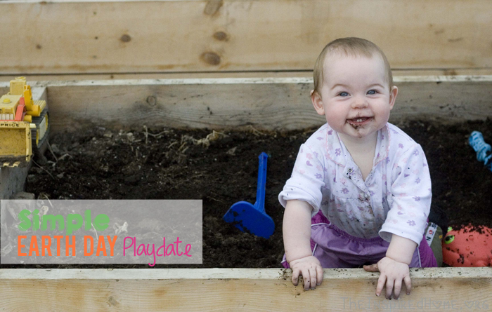 Simple Earth Day Playdate
