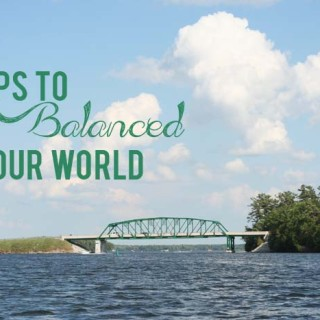 5 Tips to Get Balance in your World