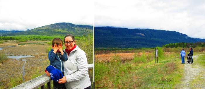 TheInspiredHome.org // Family Friendly Hike through Cranberry Marsh, Valemount BC