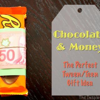 Tween/Teen Money Gift Idea