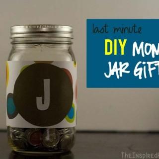 DIY Money Jar Gift