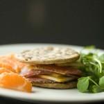 Breton Bean Gluten Free Snack Cracker Sandwiches