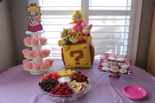 Princess Peach Party
